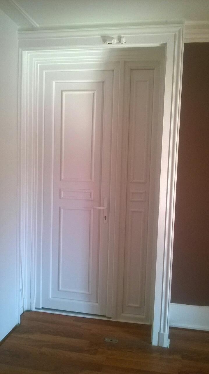 Porte d 39 entr e pvc epinal 88000 allo fermeture for Changement porte d entree